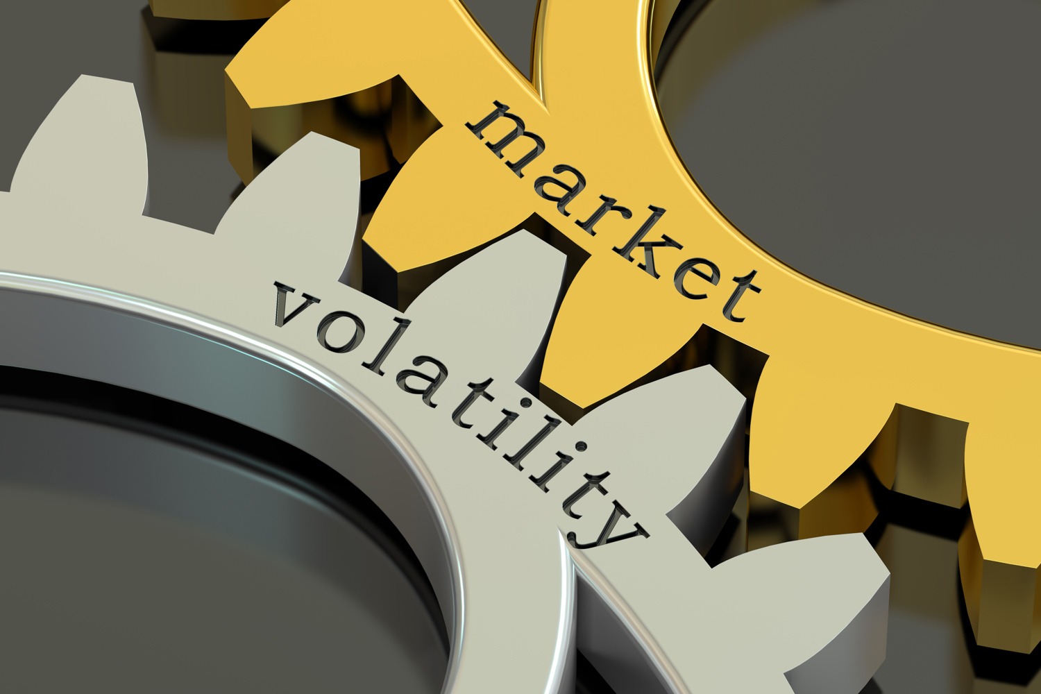 Market volatility gold and silver